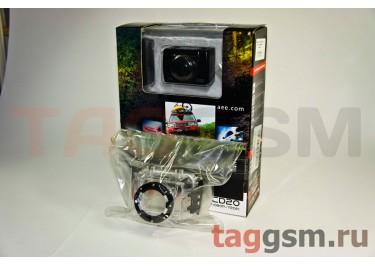 Экшн камера DVR-CD20 720p + бокс для подводной съемки