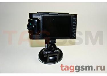 Видеорегистратор Eplutus DVR-288     (2 камеры, сэкраном, 1 из них выносная)