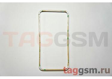 Рамка дисплея для iPhone 4 (белый) + скотч