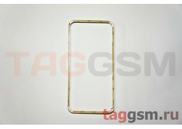 Рамка дисплея для iPhone 4S (белый) + скотч