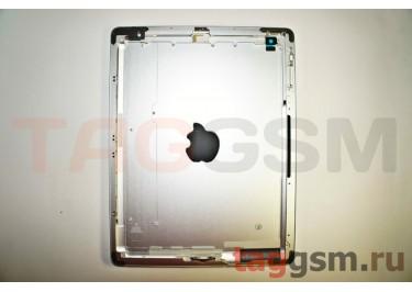 Задняя крышка для iPad 4 WiFi (серебро)