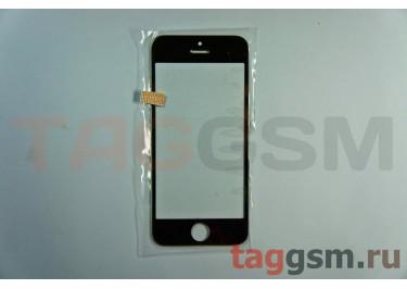 Стекло для iPhone 5 (золотой)