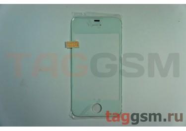 Стекло для iPhone 4 / 4S (белый)