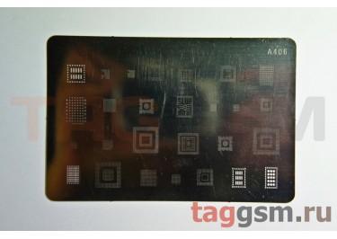 Трафарет BGA для Nokia N900 / N8 / C6 (A406)