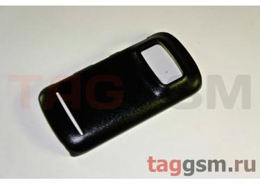 Накладка JZZS Leather Nokia 808 Pureview black