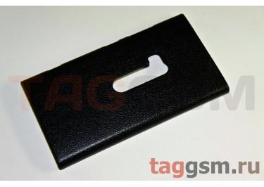 Накладка JZZS Leather Nokia 920 black
