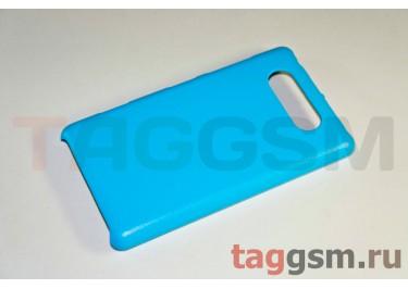 Накладка JZZS Leather Nokia 820 blue