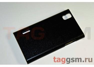 Накладка JZZS Leather LG P940 Prada 3.0 black