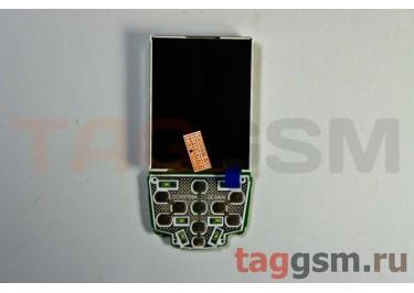 Дисплей для Samsung  E390 + клав. подложка