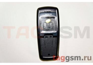 Корпус Nokia 2600 (панельки) (черный)