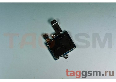 Шлейф для Samsung P7500 / P7510 Galaxy Tab + считыватель сим