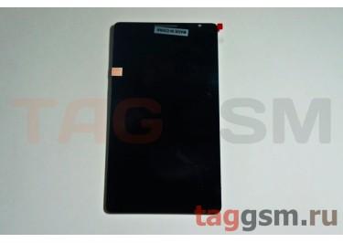 Дисплей для Huawei Ascend Mate + тачскрин (черный)