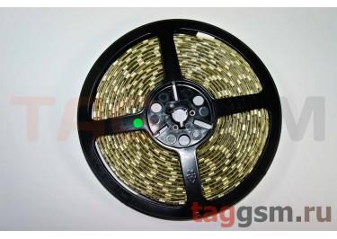 Светодиодная лента (зеленый цвет) (5 метров, 300 диодов), 12V