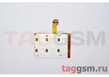 Подложка для Sony Ericsson G705 низ