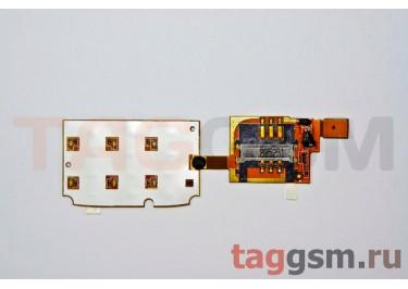 Подложка для Sony Ericsson T303 c сим держателем