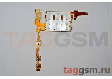 Подложка для Sony Ericsson W595 нижняя, оригинал