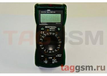 Мультиметр Mastech MS8233C