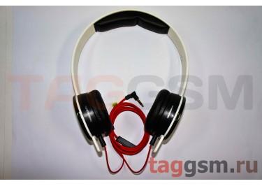 гарнитура MP3 MONSTER BEATS TRACKS (тип 931) полноразмерная белая
