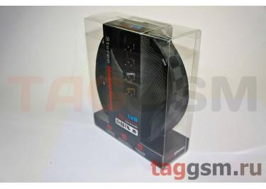гарнитура MP3 MONSTER BEATS LV8 полноразмерная черная