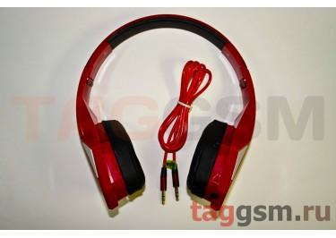 гарнитура MP3 DIESEL Noise Division VEKTR краснаяполноразмерная