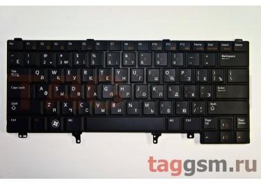 Клавиатура для ноутбука Dell Latitude E6220 / E6320 / E6330 / E6420 / E6430 / E5420 (черный)