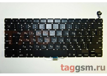 Клавиатура для ноутбука Apple A1181(черный)