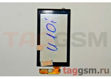 Тачскрин для Sony Ericsson U10i Aino (черный)