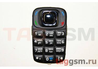 клавиатура Nokia 6085 черный AAA