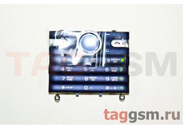 клавиатура Sony-Ericsson S312 синий AAA