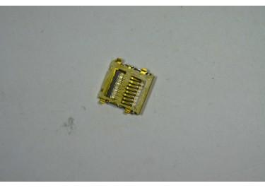 Считыватель MicroSD карты Samsung S5600 / D880, оригинал