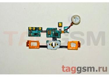 Подложка для Samsung i9000 + сенсорные кнопки + микрофон + вибро