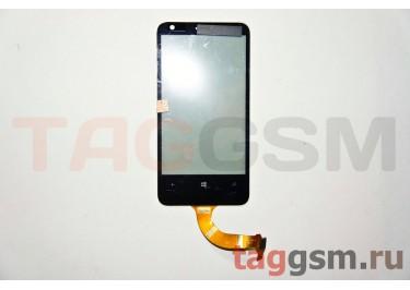 Тачскрин для Nokia 620 (черный)