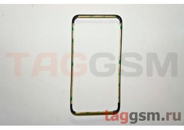 Рамка дисплея для iPhone 4 (черный) + скотч