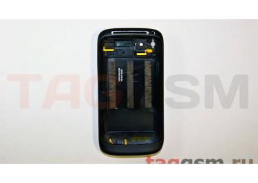 Корпус для HTC Desire S (черный) ориг