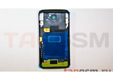 Корпус для HTC One X (черный) ориг
