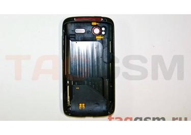 Корпус для HTC Sensation XE (черный) ориг