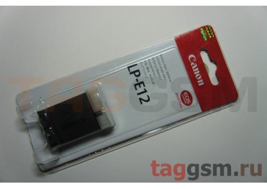 АКБ для фотоаппарата Canon LP-E12 Canon EOS M
