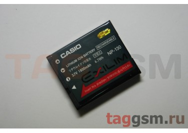 АКБ для фотоаппарата Casio NP-130 Casio Exilim EX-H30 EX-ZR100