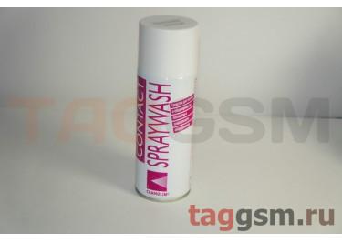 Спрей-очиститель CONTACT SPRAYWASH (Cramolin) дляочистки контактов 400мл
