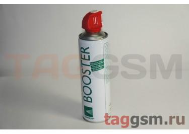 Спрей-пылеудалитель BOOSTER (Cramolin) сжатый газ500гр