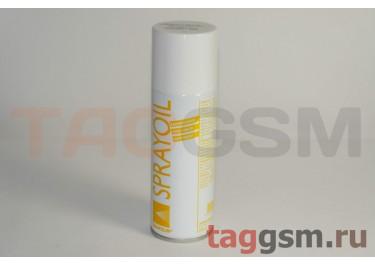 Спрей-смазка SPRAYOIL (Cramolin) антикоррозийное средство 200мл
