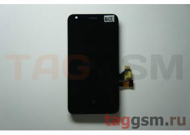 Дисплей для Nokia 620 Lumia + тачскрин