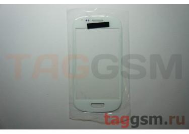 Cтекло для Samsung i8190 (белый)