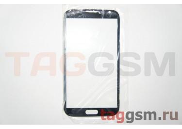 Стекло для Samsung N7100 (черный)