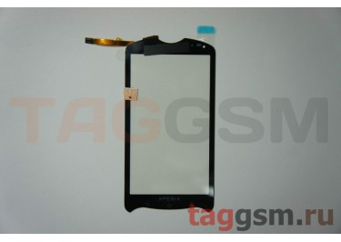 Тачскрин для Sony Ericsson Xperia MK16i Pro (черный)