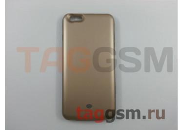Дополнительный аккумулятор для iPhone 6 / 6S Plus 3800 mAh (золото) Usams