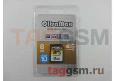 SD 8Gb OltraMax Class 10