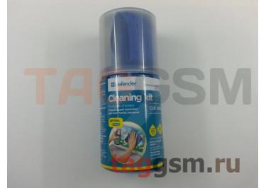 Спрей Defender для экранов CLN30598 Optima с салфеткой (200мл)