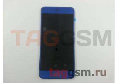 Дисплей для Xiaomi Mi6 + тачскрин (синий)