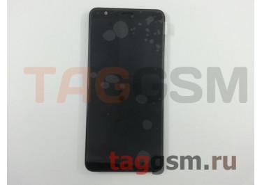 Дисплей для Asus Zenfone Max Plus (M1) (ZB570TL) + тачскрин (черный)